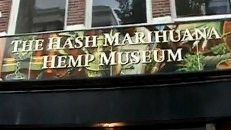 Amsterdam Coffeeshop Tour - Part Seven: The Hash Marihuana Hemp Museum 3 of 3 (2009)