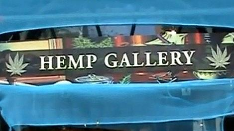 Amsterdam Coffeeshop Tour - Part Ten: Hemp Gallery
