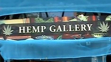 Amsterdam Coffeeshop Tour - Part Ten: Hemp Gallery