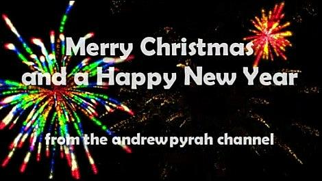 MERRY CHRISTMAS from the andrewpyrah channel
