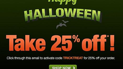 HAPPY HALLOWEEN! 25% SALE AT MY CAFEPRESS STORE!!