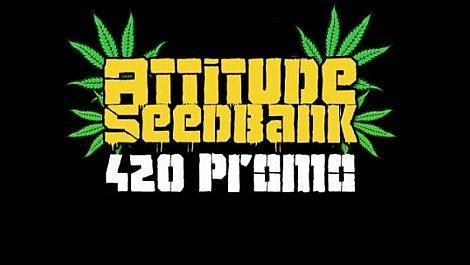420 SPECIAL OFFER PROMO ATTITUDE SEEDS