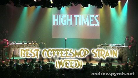 Best Coffeeshop Strain (Weed) - Amsterdam Cannabis Cup Award Winners 2014