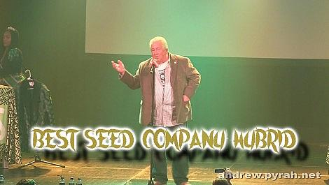 Best Seed Company Hybrid - Amsterdam Cannabis Cup Award Winners 2014