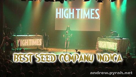 Best Seed Company Indica - Amsterdam Cannabis Cup Award Winners 2014