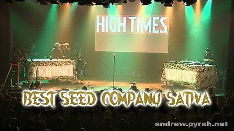 Best Seed Company Sativa - Amsterdam Cannabis Cup Award Winners 2014