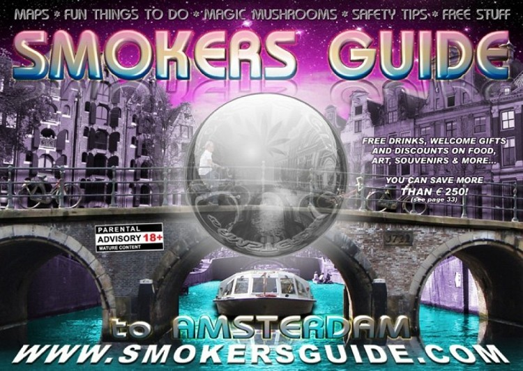 The Smokers Guide to Amsterdam