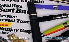The Cloud V Vapor Pen – 2nd Place Best Product – 2013 Cannabis Cup Amsterdam