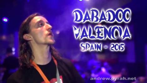 Dabadoo Valencia 2015 - Smoke Session with Uncle Stoner