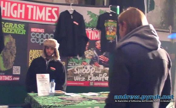 The Expo – 2013 Cannabis Cup Amsterdam