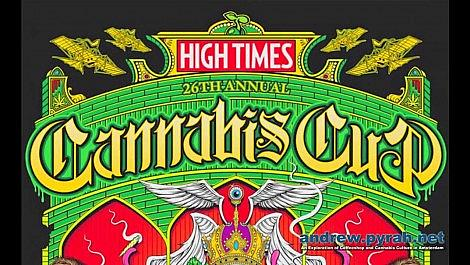 THE EXPO SCHEDULE - 26TH AMSTERDAM CANNABIS CUP 2013