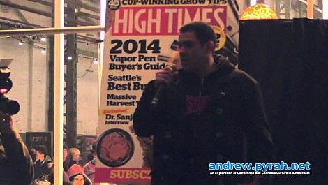 Marijuana Legal in Uraguay - Cannabis Cup 2013 Amsterdam / World On Weed
