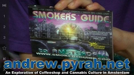 The Smokers Guide to Amsterdam & My Amsterdam Story So Far