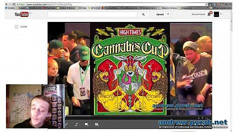 THE WINNER IS... HIGH TIMES CANNABIS CUP AMSTERDAM 2013 COMPETITION